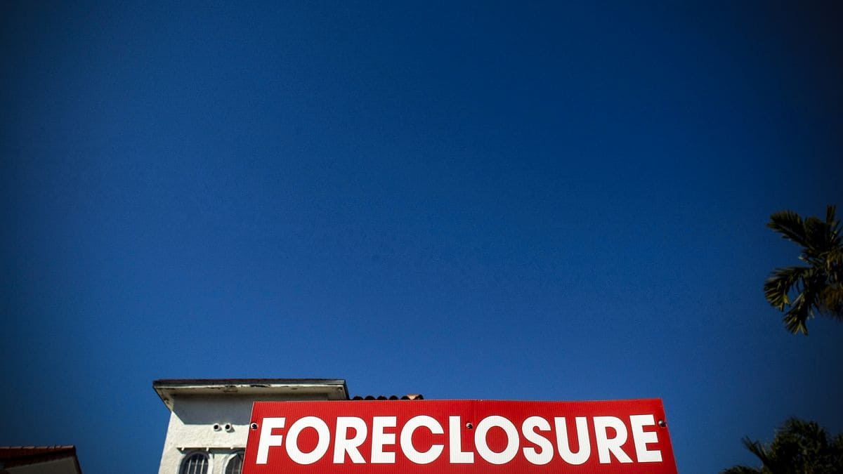 Stop Foreclosure Far Hills